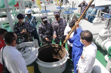 TNI AL Tangkap Tanker Berbendera Panama
