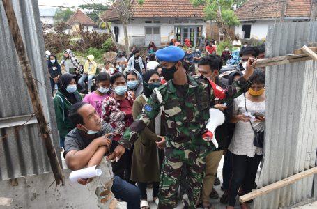 TNI AL Lantamal I Laksanakan Vaksinasi secara Rutin di RSAL. Komang Makes Belawan